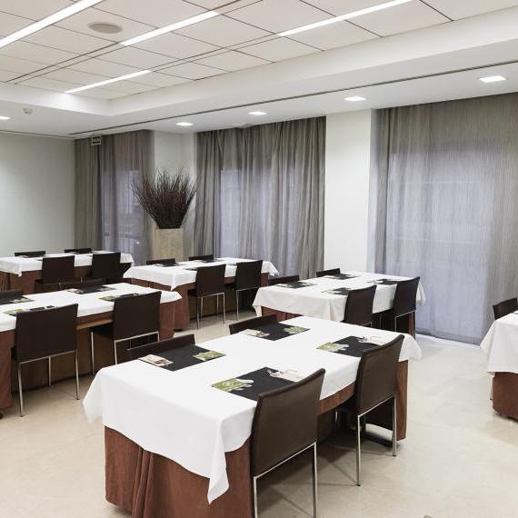 Hotel valdepenas spa buffet3