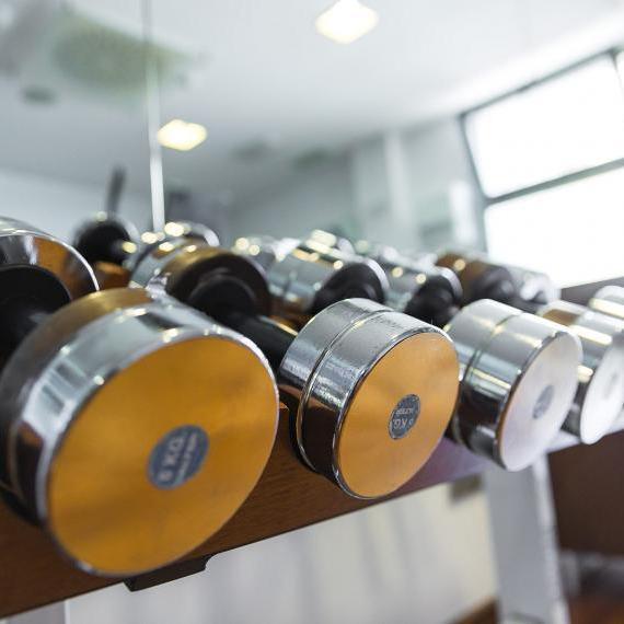 Hotel valdepenas spa gym2