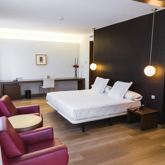 Suite2 hotel valdepenas spa