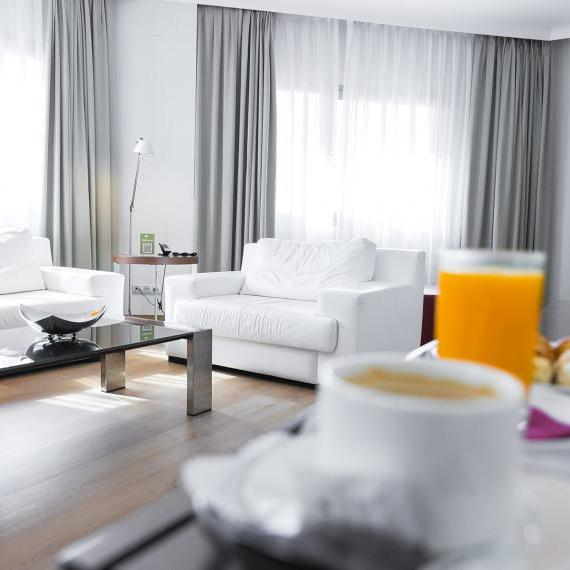 Suite5 hotel valdepenas spa